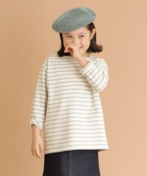 URBAN RESEARCH DOORS(Kids)/FORK&SPOON ボートネックボーダー(KIDS)/502880918