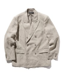 BEAMS MEN/VAPORIZE / Linen 4B Jacket/502881222