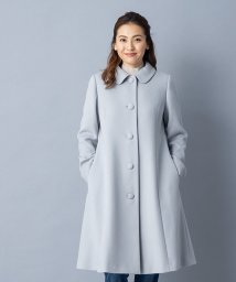 Leilian PLUS HOUSE/【特別提供品】カシミヤショールカラーコート/502827529