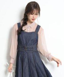 Rirandture/シアーシャツ/502868508