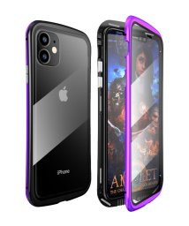 SELECT/<LUPHIE/ルフィ>Magnetic Bumper Case/マグネティック バンパーケース(iPhone 11/11Pro対応)/502869541