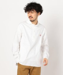GLOSTER/【DANTON/ダントン】丸えりオックスシャツ#JD-3568 YOX/COC/502870209