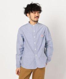 GLOSTER/【DANTON/ダントン】バンドカラーオックスシャツ #JD-3607 YOX/COC/502870211