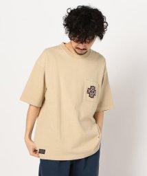 GLOSTER/【PENDOLETON/ペンドルトン】【別注】刺しゅう ビッグシルエット Tシャツ/502870222