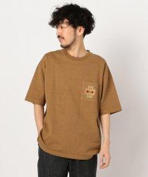 GLOSTER/【Web限定】【PENDLETON/ペンドルトン】刺しゅう ビッグシルエット Tシャツ/502870222