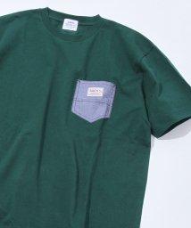 coen/【女性にもオススメ】SMITH'S別注ポケットTシャツ(20SS)#/502877376