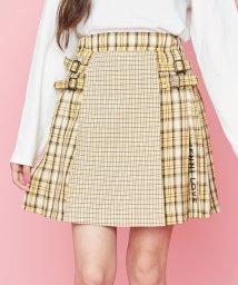 JENNI love/Wチェックプリーツスカート/502880791