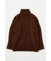 moussy/COCOON SILHOUETTE TURTLE ニット/502881370