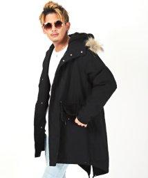 LUXSTYLE/カツラギ裏ボアモッズコート/モッズコート メンズ 裏ボア N-3B コート ジャケット/502881555