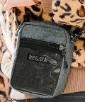LUXSTYLE/REGISTA(レジスタ)クリアポケットミニショルダーバッグ/ショルダーバッグ メンズ 鞄 バッグ クリアポケット/502881560