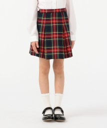 SHIPS KIDS/SHIPS KIDS:タータンチェック スカート(100~130cm)【OCCASION COLLECTION】/502882826