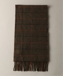 JOURNAL STANDARD/【BRONTE by MOON/ブロンテバイムーン】 LAMBSWOOL CHECK SCARF/502883181