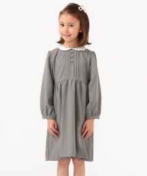 SHIPS KIDS/SHIPS KIDS:ピンタック ツイル ワンピース(100~130cm)【OCCASION COLLECTION】/502883420