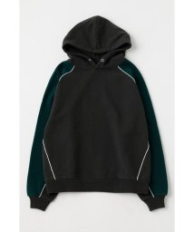 moussy/BICOLOR HOODIE/502884176