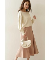 PROPORTION BODY DRESSING/◆サイドバックルマーメイドミモレスカート/502884228
