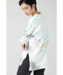 ROSE BUD/タイダイロングTシャツ/502884264