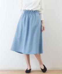 collex/【手洗い可】ミモレギャザースカート/502880637