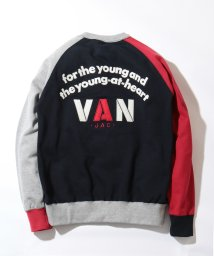 VANJACKET/クレイジーカラートレーナー/502882153