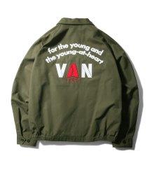 VANJACKET/スウィングトップ/502882154