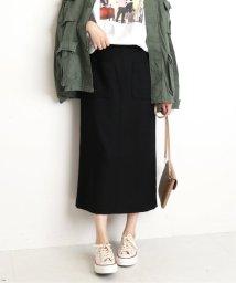 SLOBE IENA/サイドポケットタイトスカート◆/502886266