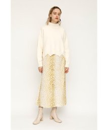 SLY/BLEEDING LEO A LINE スカート/502886616