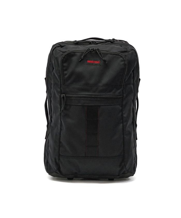 ギャレリア ブリーフィング スーツケース BRIEFING ソフトキャリーケース JET TRIP CARRY 機内持ち込み 32L BRA193C46 ユニセックス ブラック F 【GALLERIA】