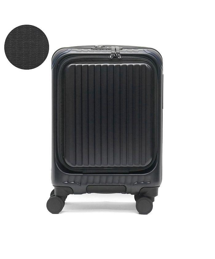ギャレリア カーゴ スーツケース CARGO 機内持ち込み Sサイズ AiR LAYER TRIO TSA 22L 1泊 旅行 出張 CAT235LY ユニセックス ブラック F 【GALLERIA】