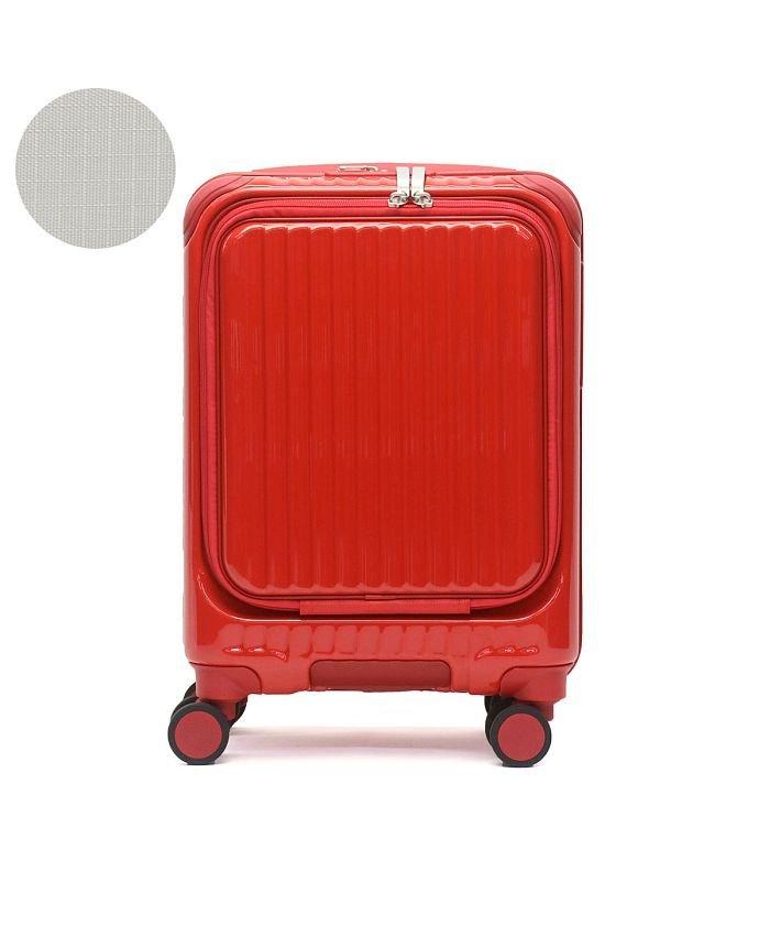 ギャレリア カーゴ スーツケース CARGO 機内持ち込み Sサイズ AiR LAYER TRIO TSA 22L 1泊 旅行 出張 CAT235LY ユニセックス レッド F 【GALLERIA】