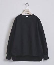 UNITED ARROWS/<STYLE for LIVING>ボリュームスリーブ 裾シャツテール カットソー†/502886999