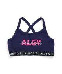 ALGY/フロントロゴクロスキャミスポブラ/502793330