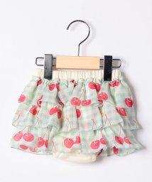ShirleyTemple/チェリーptパンツ付きスカート(80~90cm)/502882538
