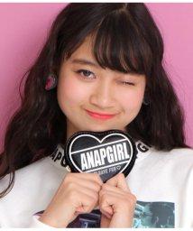 ANAP GiRL/ナナメロゴハートコインケース/502888548