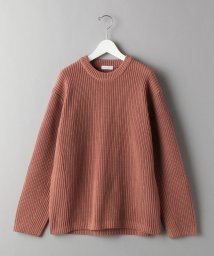 BEAUTY&YOUTH UNITED ARROWS/BY バルキー アゼ ニット/502881938