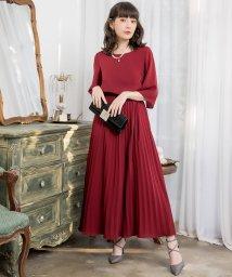 DRESS STAR/結婚式ロングフレアワンピースドレス/502882289