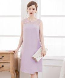 DRESS STAR/結婚式・お呼ばれ・フォーマル対応巻きスカート風アシンメトリーなスカートデザインドレス/502882485