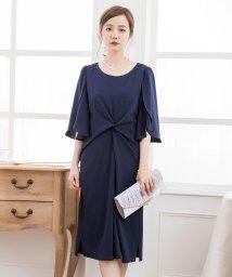 DRESS STAR/ウエスト絞りデザインワンピースドレス/502882489
