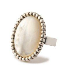 BEAVER/UBU paris/ウブ SHELL RING リング 指輪/502891431