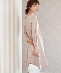 PROPORTION BODY DRESSING/◆[ピンク090:WEB限定カラー]ポンチワンピース/502891813