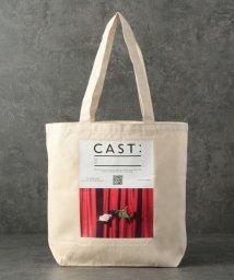 CAST:/CARAプリントトートバッグ/502796977