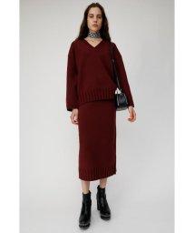 moussy/KNIT LONG スカート/502816363