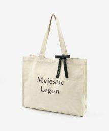 MAJESTIC LEGON/feminineロゴトート(large)/502853491