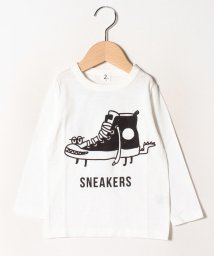 JEANS‐b2nd/SHOES MONSTER ロングTシャツ/502885478