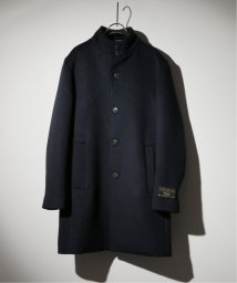 417 EDIFICE/【追加生産】カシミヤブレンドメルトンスタンドコート/502888414