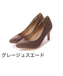 Vivian/ポインテッドトゥ7cmキレイめパンプス/502890860