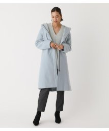 AZUL by moussy/SIDE SLIT HOODIE COAT/502895727