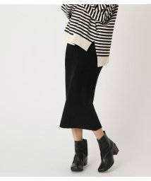 AZUL by moussy/RIB KNIT TIGHT SKIRT/502895729