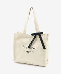 MAJESTIC LEGON/feminineロゴトート(mini)/502853489