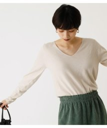 AZUL by moussy/NUDIE V/N KNIT TOPS 3/502897812