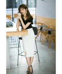 PROPORTION BODY DRESSING/◆デニムタイトスカート/502870499