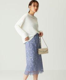 EMMEL REFINES/◆FC ケミカルレース Iラインスカート【WEB限定サイズあり】/502898047
